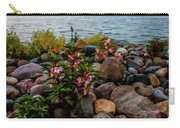 Rocky Shores Of Lake St. Clair- Michigan Carry-all Pouch