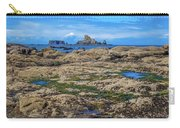 Rocky Washington Coast Of The Pacific Carry-all Pouch