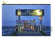 Rod And Reel Pier Carry-all Pouch
