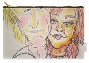 Rod Stewart And Cyndi Lauper Tour 2017 Carry-all Pouch