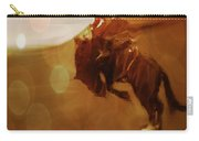 Rodeo Abstract Carry-all Pouch