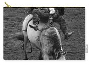 Rodeo Bareback Riding 13 Carry-all Pouch