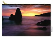 Rodeo Beach At Sunset, Golden Gate Carry-all Pouch