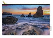 Rodeo Beach Sunset Carry-all Pouch