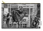 Rodeo Bull Riding 1 Carry-all Pouch