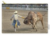 Rodeo Clown Carry-all Pouch