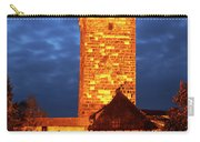 Rodertor At Twilight In Rothenburg Carry-all Pouch