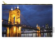 Roebling At Night Carry-all Pouch