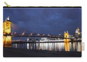 Roebling Bridge Span Carry-all Pouch