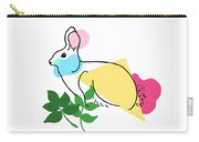 Roger Bunny Carry-all Pouch
