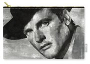 Roger Moore Hollywood Actor Carry-all Pouch