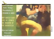 Roger Staubach 11-29-63 Carry-all Pouch