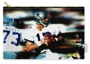 Roger Staubach Carry-all Pouch