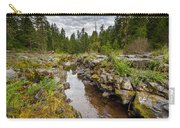 Rogue River Near Union Creek Carry-all Pouch