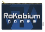 Rokabium Games Logo Carry-all Pouch