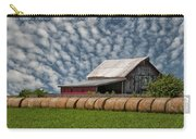Rolled Up - Hay Rolls And Barn Carry-all Pouch