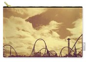 Roller Coaster Rides Carry-all Pouch