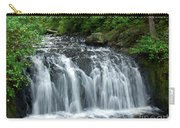 Rolley Lake Falls Dry Brushed Carry-all Pouch
