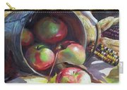 Rolling Apples Carry-all Pouch