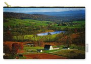 Rolling Countryside Carry-all Pouch