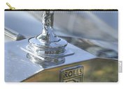 Rolls Royce Emblem Carry-all Pouch