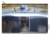 Rolls Royce Grill Carry-all Pouch
