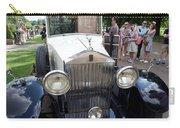 Rolls Royce Ice Cream Car  Carry-all Pouch