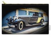 Rolls-royce Phantom II 1929 Carry-all Pouch