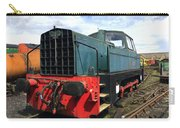 Rolls Royce Sentinel Dl83 Diesel Shunter At The Nene Valley Railway Carry-all Pouch