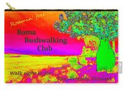 Roma Bushwalking Club Carry-all Pouch