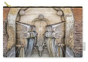 Roman Books Carry-all Pouch