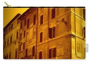 Roman Cafe With Golden Sepia 2 Carry-all Pouch