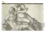 Roman Charity Carry-all Pouch