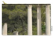 Roman Columns In Glanum Carry-all Pouch
