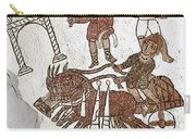Roman Mosaic: 5th Century Carry-all Pouch