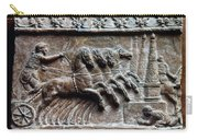 Roman Relief: Chariot Race Carry-all Pouch