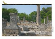 Roman Ruins Near St. Remy In Provence Carry-all Pouch