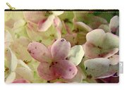 Romance In Pink And Green Carry-all Pouch