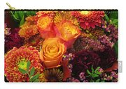 Romance Of Autumn Carry-all Pouch