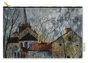 Romanesque Church  Carry-all Pouch