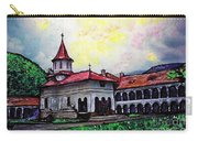 Romanian Monastery Carry-all Pouch