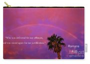 Romans 4 Carry-all Pouch