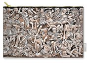 Romans And Barbarians Carry-all Pouch
