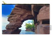 Roman's Point Arch Carry-all Pouch