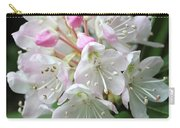 Romantic Rhododendron Carry-all Pouch