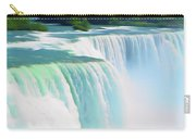 Romantic Skies Niagara Falls 2  Carry-all Pouch