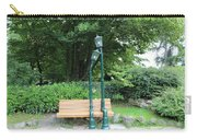 Romantic Street Lamp Carry-all Pouch