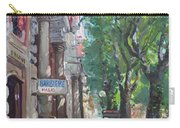 Rome A Small Talk By Barbiere Mario Carry-all Pouch