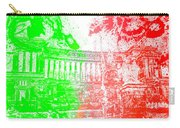 Rome - Altar Of The Fatherland Colorsplash Carry-all Pouch