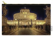 Rome Castel Sant Angelo Carry-all Pouch